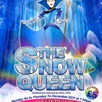 The Snow Queen at Joseph Wright Hall until Thursday