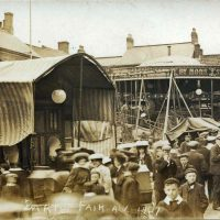 Carousels to candyfloss – all the fun of Barton Fair over the centuries