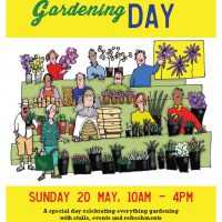 The Ropewalk's Grand Gardening Day – Sunday, May 20