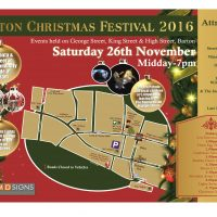 A Seasonal Festival and Christmas Carols Past, Present and Future