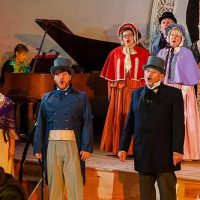 Theatre through the ages in Barton
