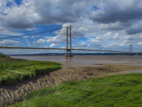 Humber Bridge - David Lund