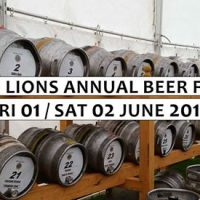 Barton Lions Annual Beer Festival